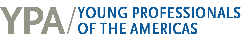Young Professionals of the Americas logo