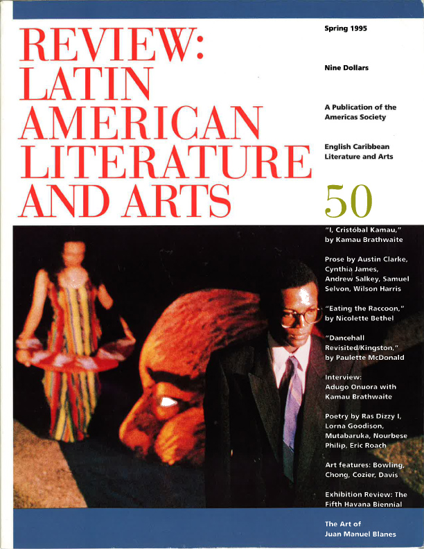 review literature and arts of the americas Review literature and arts of the americas | founded in 1968, review is the major forum in the united states for contemporary latin american, caribbean, and canadian writing in english and english.