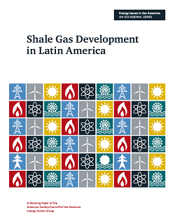Shale gas energy report