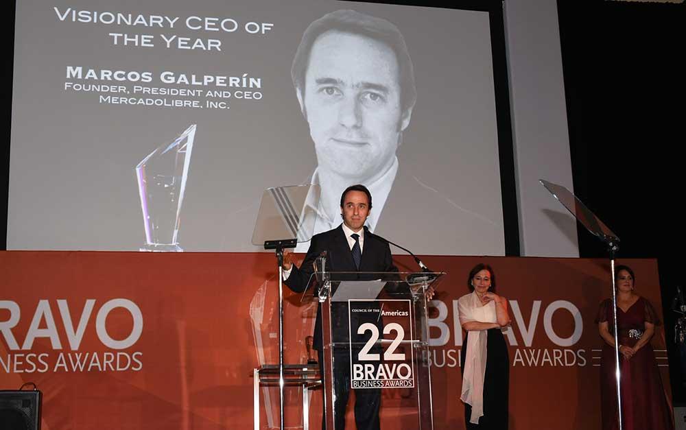 Council of the Americas Symposium and BRAVO Business Awards