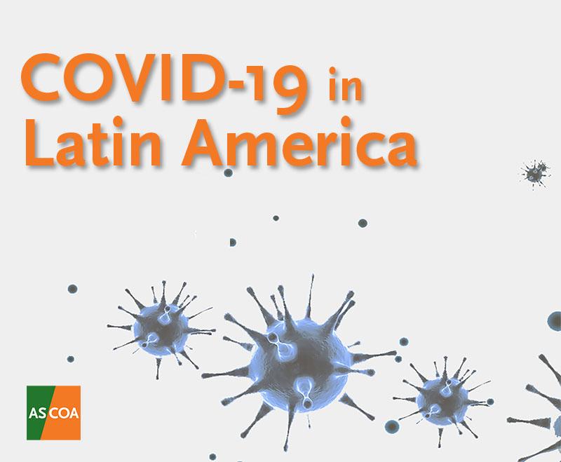Dónde está el coronavirus en América Latina? | AS/COA