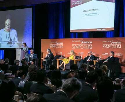 Council of the Americas CFO Forums   AS/COA