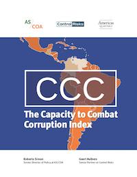 Anti-Corruption Working Group | AS/COA