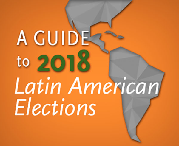 In  The Three Biggest Countries In Latin America Brazil Colombia And Mexico Elect New Presidents But Those Arent The Only Ones Where Voters Head To