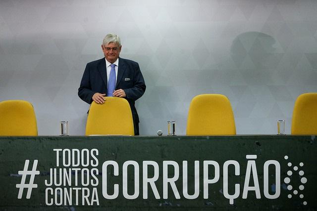 Brazilian Prosecutor General Rodrigo Janot (Agência Brasil Fotografias)