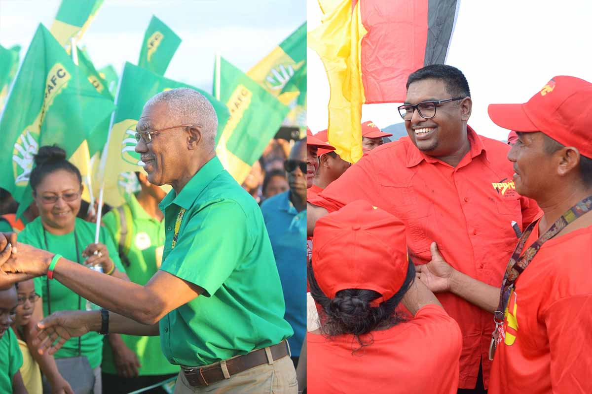 On the Verge of Historic Economic Expansion, Guyana Heads to the Polls | AS/COA