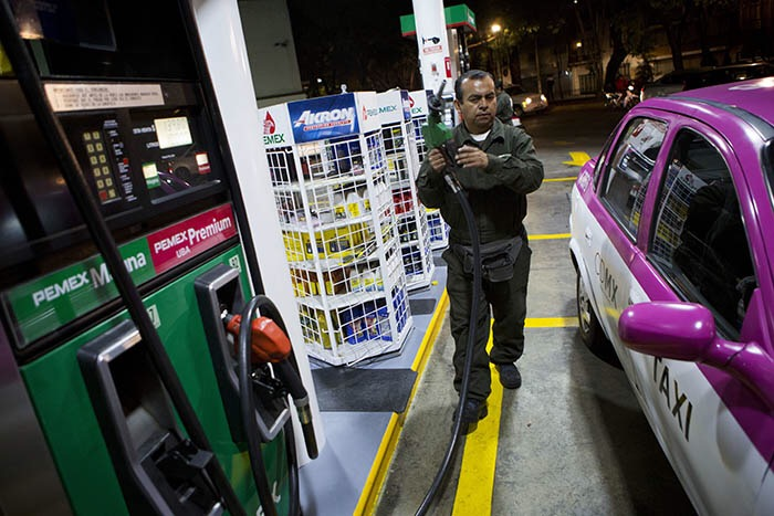 Update: Mexico Wakes Up to New Year, New Gas Prices