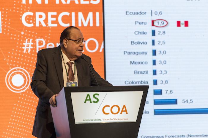 #PeruCOA 2019 Resumen: Infraestructura y crecimiento en el Perú