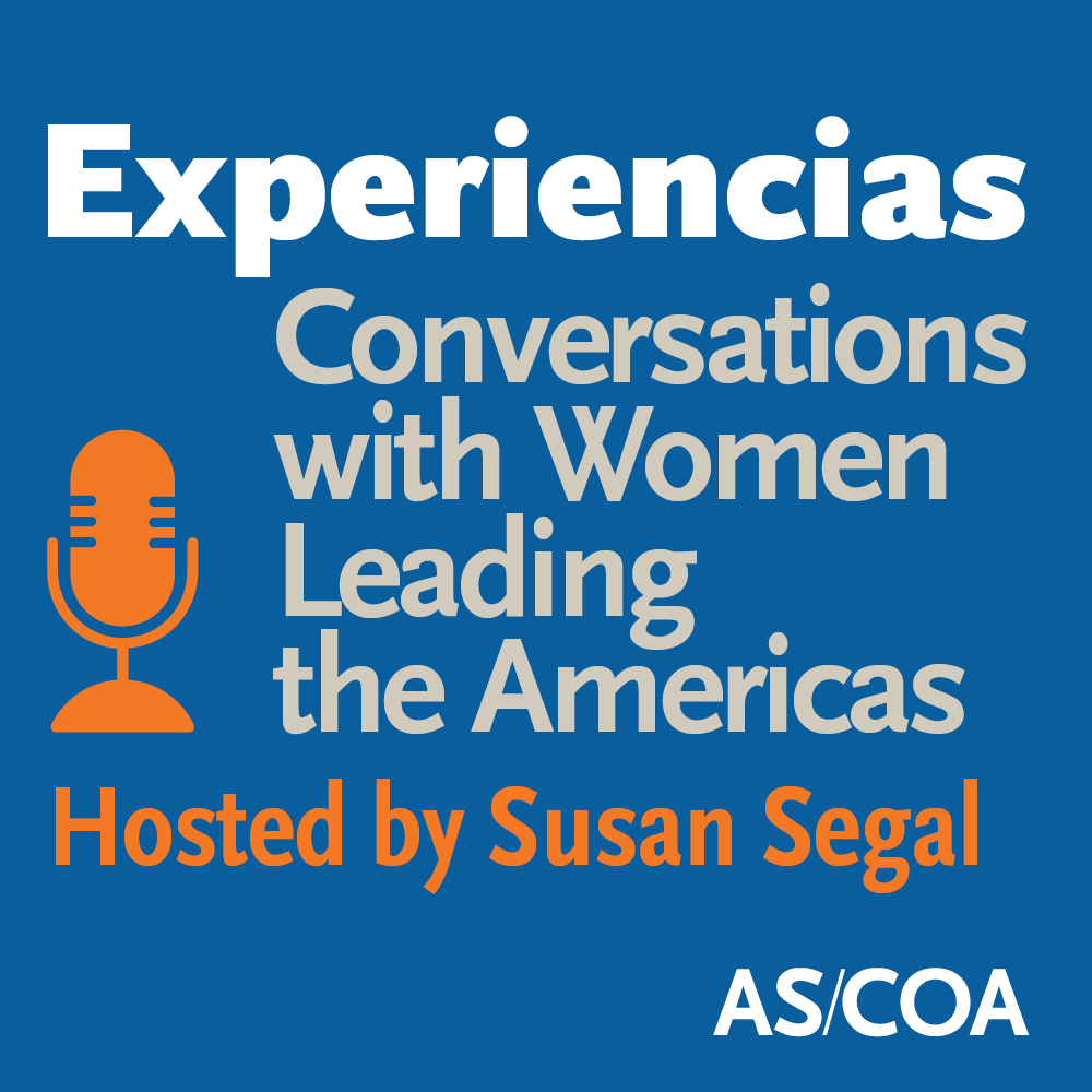 """Experiencias: Conversations with Women Leading the Americas"""