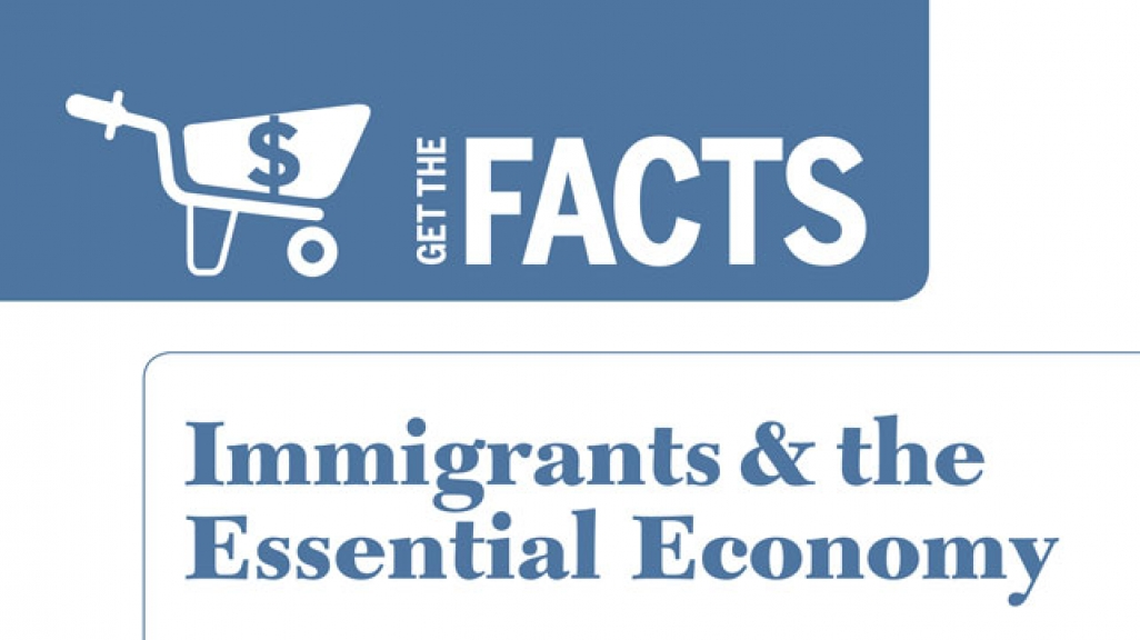 Immigrants and essential economy