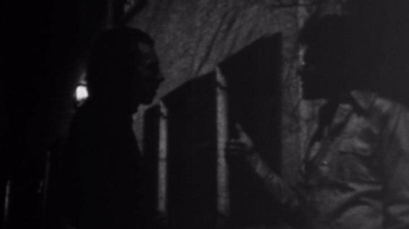 Andreas Valentin, One Night on Gay Street, 1975.