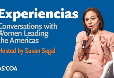 Susan Segal Experiencias podcast