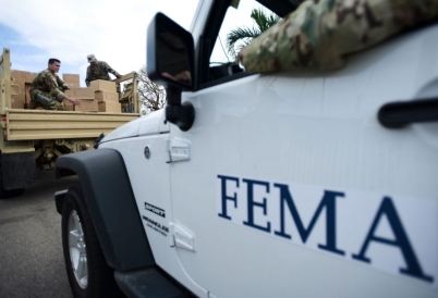 FEMA in Puerto Rico