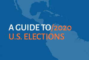 A guide to 2020 U.S. elections graphic